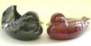 Western Feng Shui - Mandarin ducks (2)