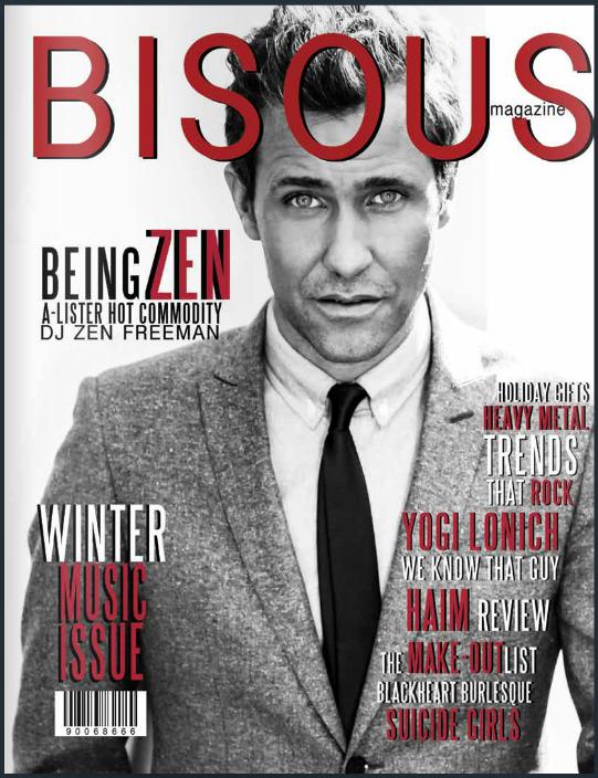 Bisous Magazine Winter 2013