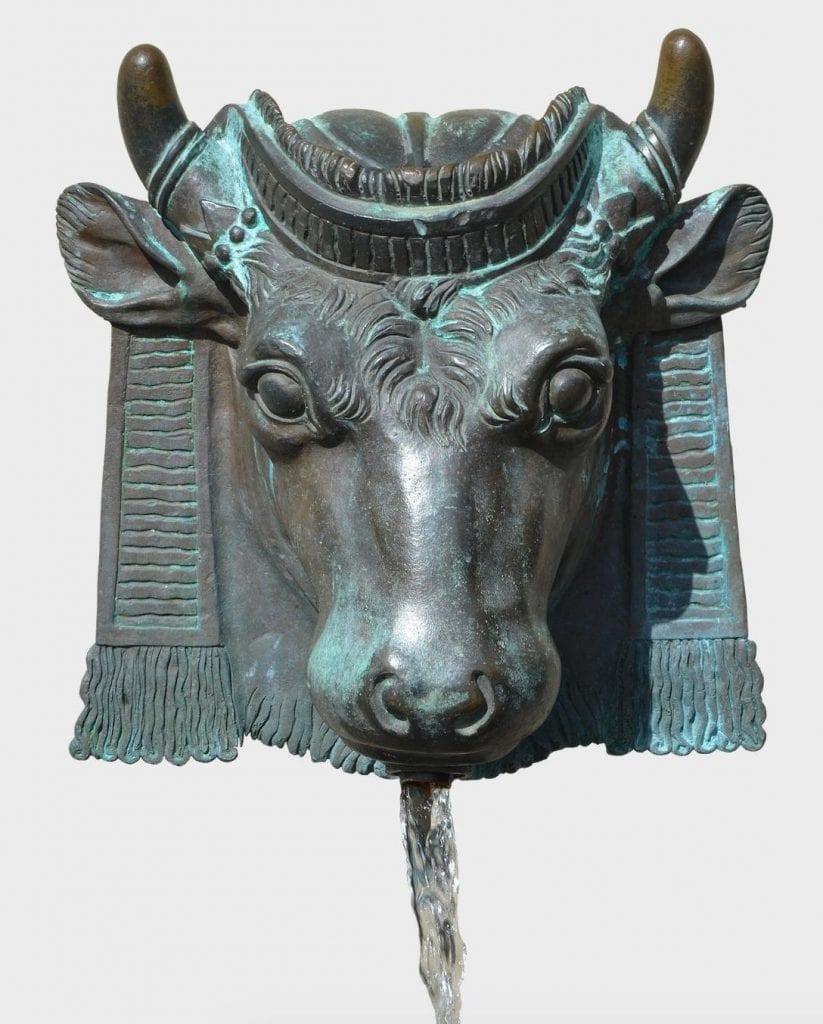 Ox Statue