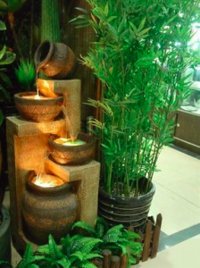 Multi-Directional Fountain. Photo: Pinterest/Best of DIY Ideas