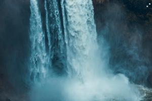 Water Element - Waterfall