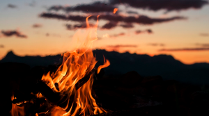 Fire Element - Campfire