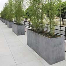 Earth Element - Stone Planters.