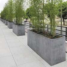 Earth Element - Stone Planters.