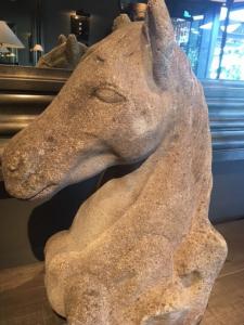 Earth Element - Stone Sculpture.