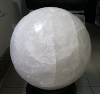 Earth Element - Crystal Sphere.