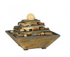 Tabletop Fountain.