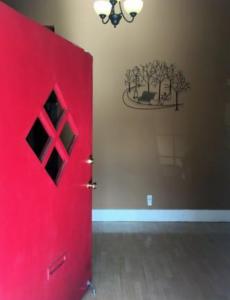 Fire Element - Red Door