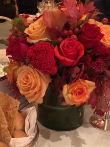 Fire Element - Flower Bouquet.